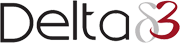 Delta 3 – Sicurezza e Medicina Lavoro Torino Logo