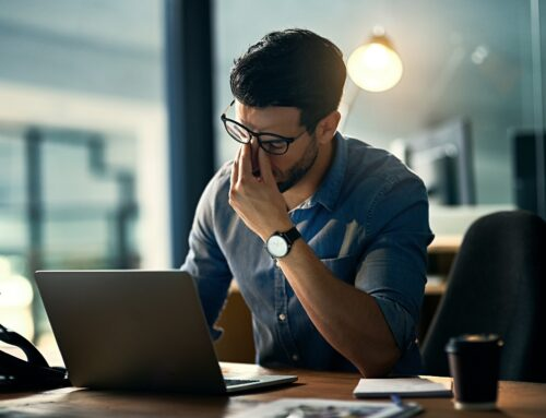 RIENTRO A LAVORO DOPO IL COVID: come gestire l'ansia.